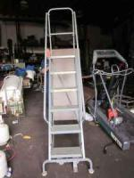 Metal Rolling Stairs-5' - $200 (Norristown,Pa.)