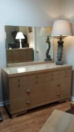 Mid-Century BEDROOM SUIT (ODDS & ENDS 18 W. Water St, Chillicothe)
