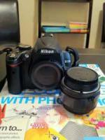 Nikon D5000 w/eXtras - $400
