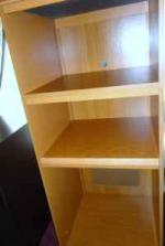 Open shelf unit - $50 (Appomattox Va)