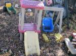 Outdoor toddler play set - $15 (Plymouth)