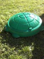OUTSIDE TURTLE SANDBOX - $25