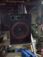 PA Speakers - $1 (shelby)