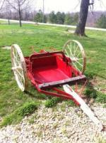 pond scoop on wheels - $500 (Hawesville)