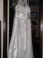 PROM DRESS/WINTER FORMAL DRESS - $200 (NEVADA IOWA)