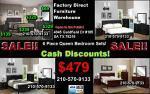 Queen size beds & bedroom sets - $239 (San Antonio)