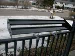 REAL APR aluminum SPOLIER, adjustable not cheap walmart JUNK!!! (BIG FLATS-E. CORNING)