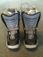 Snowboard Boots - $20 (Ridgecrest)