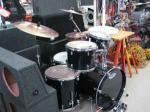Sound Percussion 5 pc Drum Set - $790 (1005 North 8th St, Killeen)