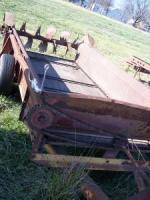 Spreadmaster manure spreader - $950 (Nokomis,IL)