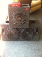Subs w/amp - $325 (Hartford, Ky)