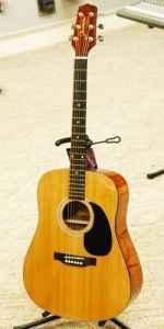 Takamine Jasmine acoustic with Hard Case - $95 (Crestline, Ohio)