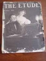 The Etude Music Magazines, 1912, 1926, 1946 - $15 (Saxonburg, 16056)