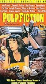 VHS Tapes: Pulp Fiction, Jackie Brown, Being John Malkovich,Fight Club (Englewood)
