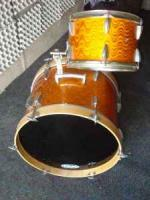 VINTAGE JAPANESE BASS DRUM and TOM Very Cool - $80 (Carbondale)