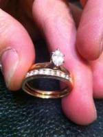 Wedding Rings - Female - $950 (Longmont)