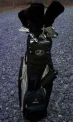 women's golf club set - $150 (Lynchburg/Gladys)