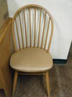 Wood Chairs - $7 (Westend Dubuque)