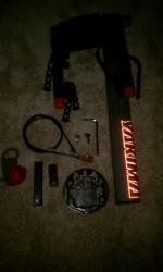 yakima sparetime bike rack - $130 (west mobile )