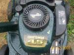yard vacuum - $55 (carrick)